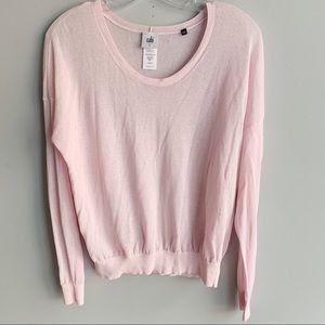 Cabi Gossamer Pullover Light Pink Style #5139